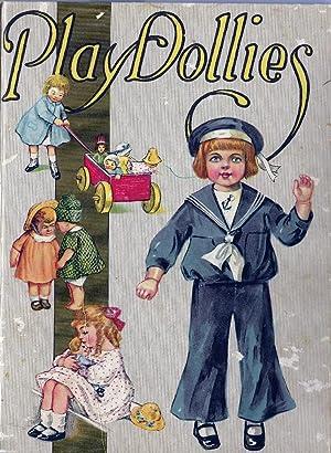 Play Dollies: Dolls. Pease, Leonora
