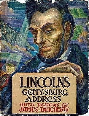Lincoln's Gettysburg Address: Daugherty, James (Illus);