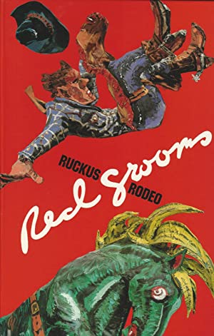 Red Grooms' Ruckus Rodeo