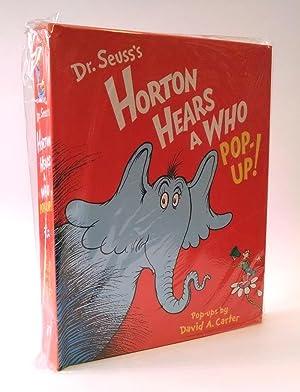 Horton Hears a Who Pop-Up!: Seuss (Dr. Seuss)