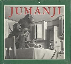 Jumanji (Caldecott Medal): Van Allsburg, Chris