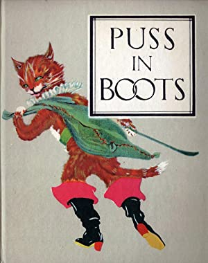 Puss in Boots (In original box)
