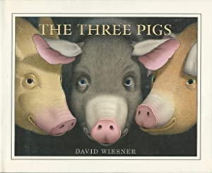 Three Pigs (Caldecott Award)