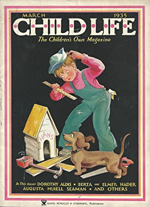 Child Life Magazine, March 1935, Volume XIV, Number III