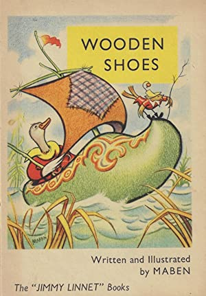 Wooden Shoes, a Jimmy Linnet Book: Maben (Auth &