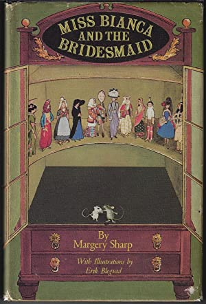 Miss Bianca and the Bridesmaid (The 7th: Sharp, Margery