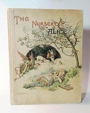Nursery Alice: Dodgson, Charles] Carroll,
