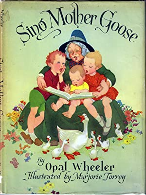 Sing Mother Goose (Caldecott Honor)