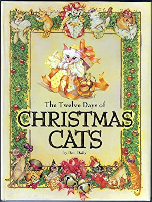 Twelve Days of Christmas Cats