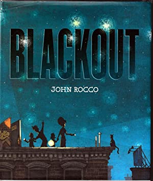 Blackout (Caldecott Honor, Signed)