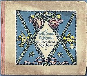 Folk Songs of Bohemia: Czechoslovakia. Szalatnay, Raf