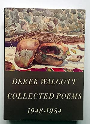 Derek Walcott: Collected Poems 1948-1984: Walcott, Derek