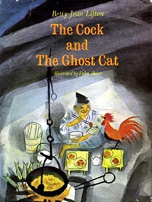 Cock and the Ghost Cat (Inscribed By Author)