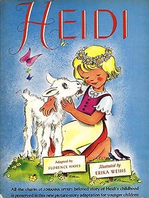Heidi: Spyri, Johanna. Hayes,