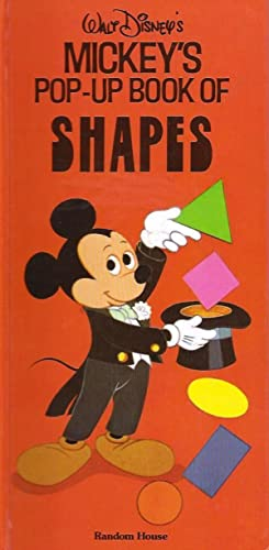 Mickey's Pop-Up Book of Shapes