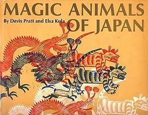 Magic Animals of Japan: Pratt, Davis; Illustrated