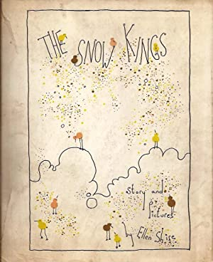 Snow Kings (Inscribed with Sketch)