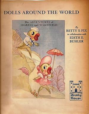 Dolls Around the World (Adventures of Idabell: Fix, Betty S;