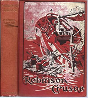 Robinson Crusoe: DeFoe, Daniel: Illustrated