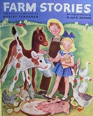 Farm Stories, A Giant Golden Book: Tenggren, Gustaf (Illus)