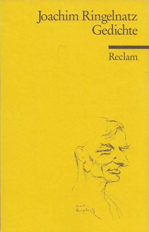 9783150097014 - Gedichte - Joachim Ringelnatz passend?