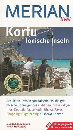 Korfu und Ionische Inseln : [Achilleion -: Dittrich, Konrad: