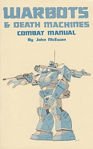 Starguard Warbots & Death Maschines - Combat Manual