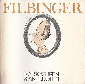 Filbinger - Karikaturen & Anekdoten: Staatsministerium Baden-Württemberg (