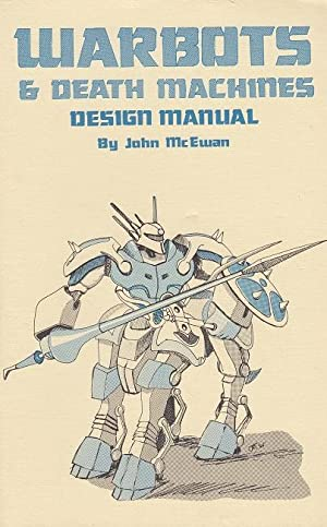 Starguard Warbots & Death Maschines - Design Manual