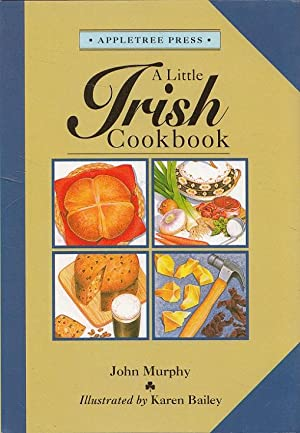 A Little Irish Cook Book (International little cookbooks)