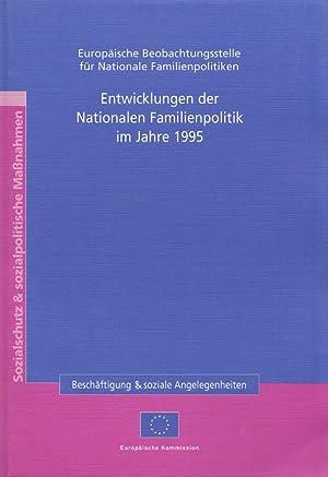 Entwicklungen der nationalen Familienpolitik im Jahre 1995: Ditch, John, Jonathan