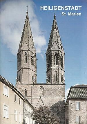 Heiligenstadt, St. Marien. [Helga Möbius. Fotos: Janos: Möbius, Helga: