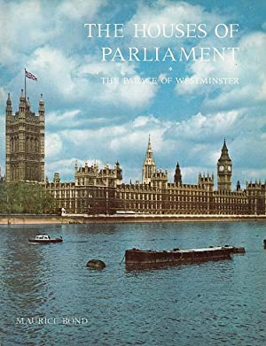 Houses of Parliament - The Palace of Westminster (Pride of Britain)