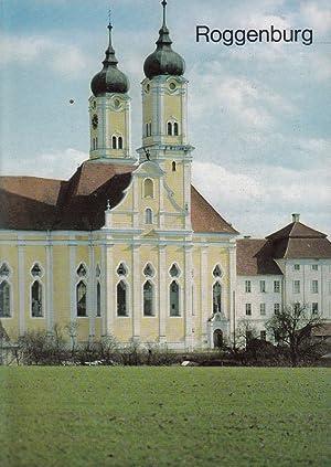 "Roggenburg - Pfarrkirche ""Mariä Himmelfahrt"" ehemalige Prämonstratenserabteikriche: Konrad, Anton H."