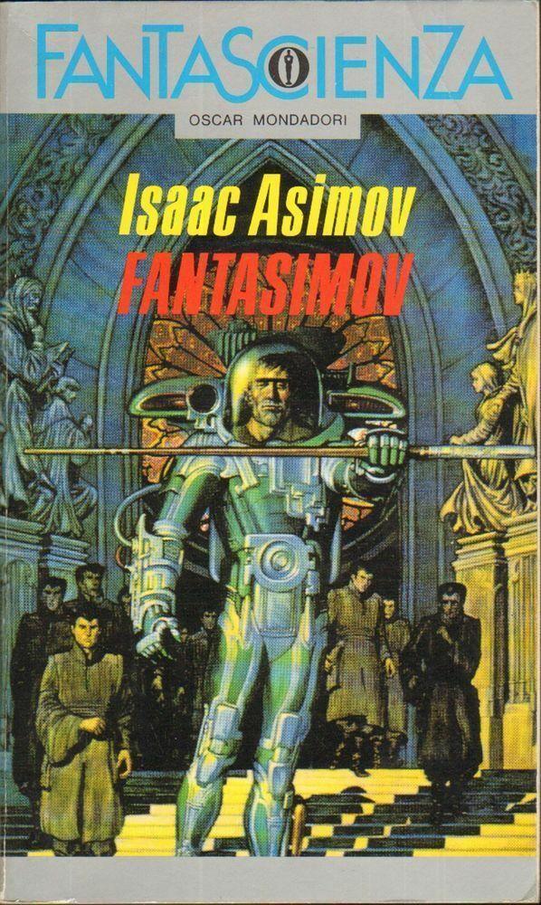 FANTASIMOV di Isaac Asimov ed. Oscar Mondadori - Fantascienza n. 96