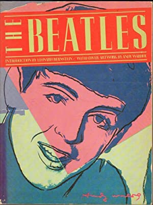 THE BEATLES di Geoffrey Stokes Cover Artwork di Andy Warhol ed. Time Book 1980