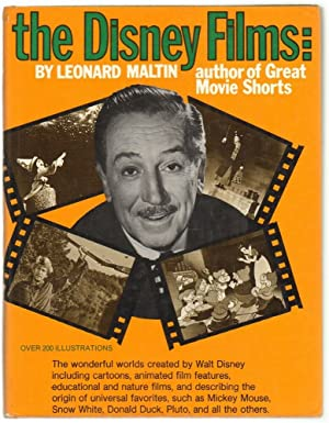 THE DISNEY FILMS di Leonard Maltin ed. Crown Publichers Inc. 1973