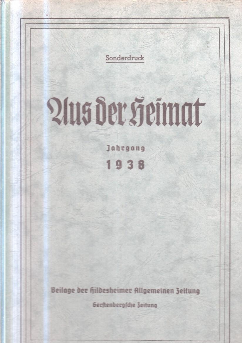 Deutsche allgemeine zeitung 1939 zvab 3 aus der heimat jahrgang 1938 beilage der hildesheimer allgemeine zeitung fandeluxe Images
