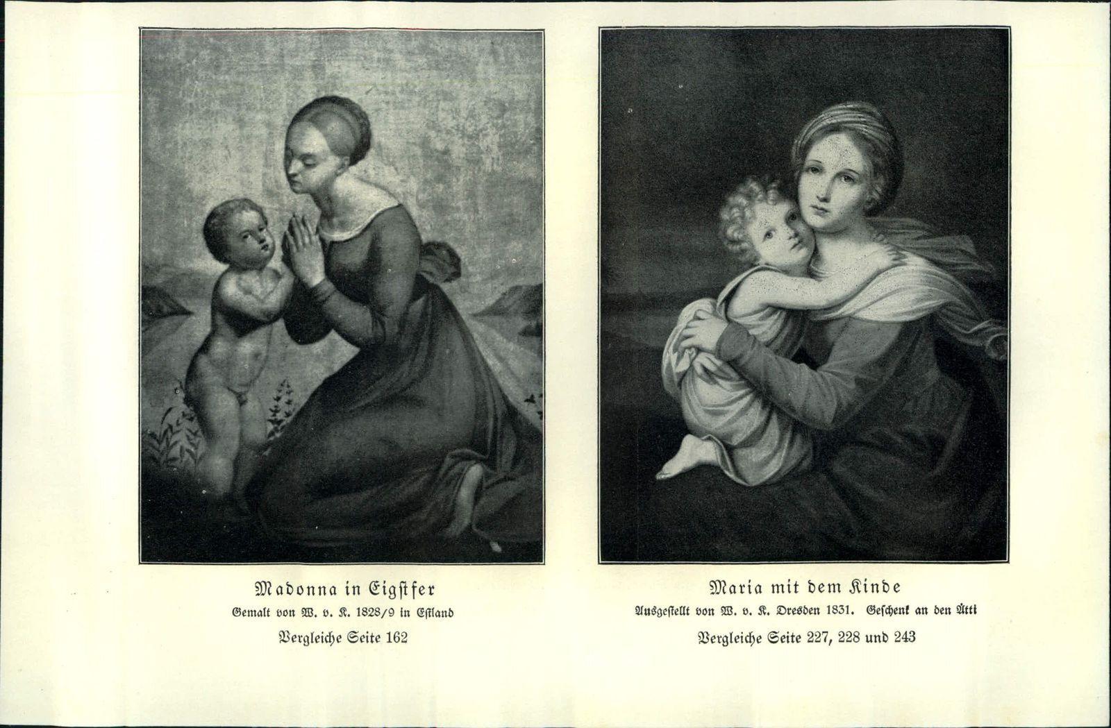 madonna mit kind und - ZVAB