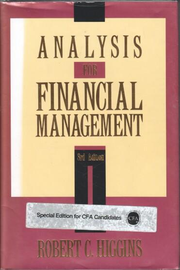 analysis for financial management higgins pdf