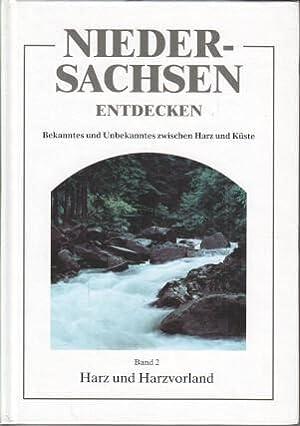 Harz und Harzvorland mit Eichsfeld und Braunschweiger: Benkel, Manfred: