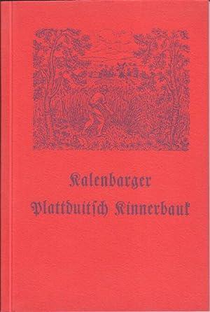 Kalenbarger plattduitsch Kinnerbauk : Ausg. f. Kreis: Mehlem, Richard und