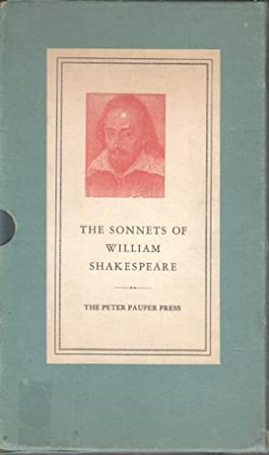 William Shakespeare Sonnets: A Selection: Shakespeare, William: