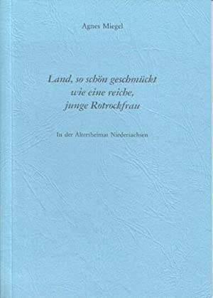 Dreißig Jahre Agnes-Miegel-Gesellschaft : 1969 - 1999.: Benz, Christa: