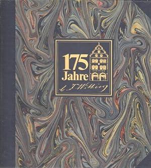 175 Jahre E. F. Witting : ein deutsches Handelshaus