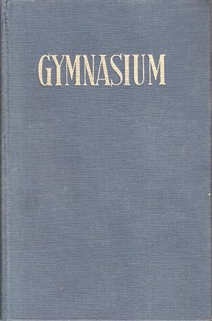 Gymnasium : Band 68. (1961) Zeitschrift für Kultur der Antike und humanistischen Bildung.: ...