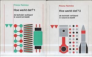 Hoe werkt dat? (2 Bände) de techniek verklaard in woord en beeld.: Autorengruppe: