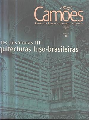 Pontes Lusófonas III : Arquitecturas luso-brasileiras. Revista de Letras e Culturas ...