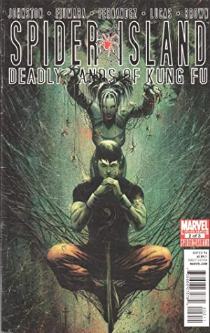 Spider Island - Deadly Lands of Kung Fu. Nr. 2 (of 3).
