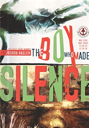 The Boy Who Made Silence - Issue 1